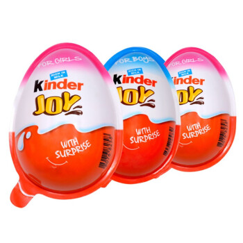 Kinder 健达 奇趣蛋  0.180