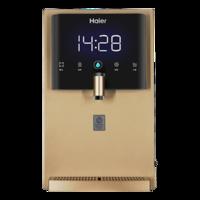 Haier 海尔 管线机壁挂式 HG201-D 制冷型 即热式饮水机 直饮机家用 2秒速热可调温 HG201-D