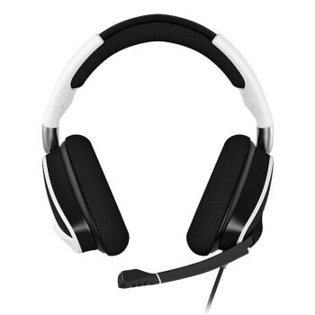 CORSAIR 美商海盗船 游戏耳机    7.1声道 (白色、有线、USB)