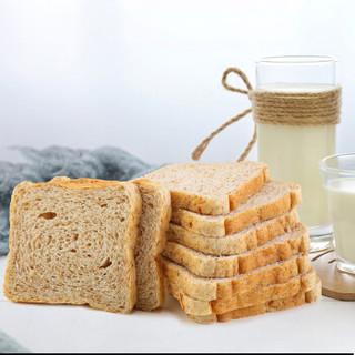 独角兽暴肌厨房 杂粮吐司切片面包   2斤装整箱