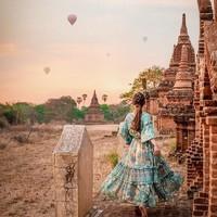 佛塔看日出,桥边观日落,穿奥黛,说萨瓦迪卡……总有一国让你魂牵梦萦
