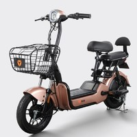 Yadea 雅迪 小王子3C版 100008 电动摩托车