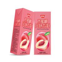 PANPAN FOODS 盼盼 水蜜桃 饮料果汁 250ml*24
