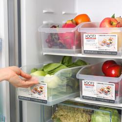 BELO 百露 冰箱收纳盒 大号 5个 +凑单品