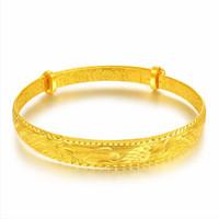 China Gold 中国黄金 龙飞凤舞黄金手镯(计价) 32.00 GA0S067