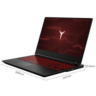 Lenovo 联想 拯救者 拯救者 15.6英寸游戏笔记本电脑 黑色