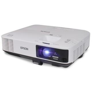 EPSON 爱普生 投影机 (1920X1200dpi、5500ANSI流明、80-300英寸)