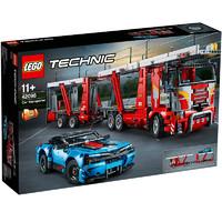 "LEGO 篇十三:春节首入坑——720+超值入手Lego Technic 42098""肉王""双车组(2493颗粒)"