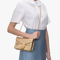 COCCINELLE 可奇奈尔 Ambrine系列 女士链条单肩斜挎包