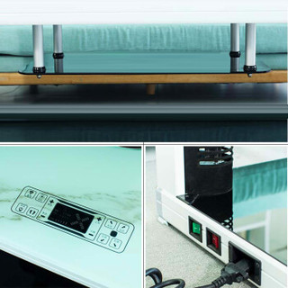HANGHUO 航火 RW-60BC/T-SJ-I 电暖炉 大理石纹138*80*55-73CM