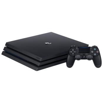 SONY 索尼 1 国行主机 PlayStation4ps4pro/slim (黑色)