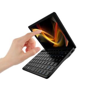 GPD GPD pocket2 win10迷你7英寸掌上游戏机轻薄触屏便携超薄商务微型口袋笔记本电脑  8GB 328G (黑色)