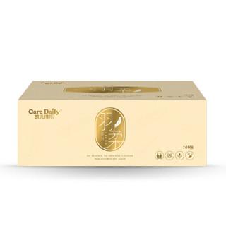 Care Daily 凯儿得乐 家用婴儿护肤柔纸巾 160抽*12盒