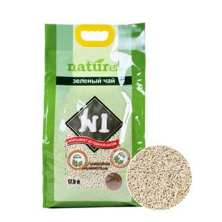 IN1 植物豆腐猫砂小颗粒玉米猫砂 绿色 17.5L