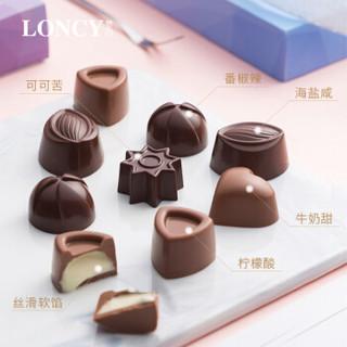 Loncy 萝西 巧克力糖果  285g
