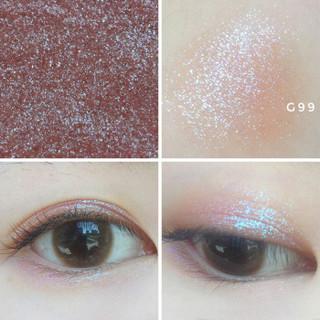 JudydoLL 橘朵 流光溢彩土豆泥眼影膏单色眼影膏学生族 G603