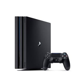 SONY 索尼 CUH-7209B B01 PlayStation 4 ProSlim电脑娱乐机国行体感电视游戏机支持VR (黑色)