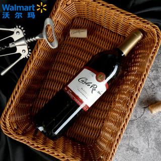 Carlo Rossi 加州乐事 红葡萄酒   红酒 750ml