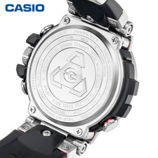 CASIO 卡西欧 G-SHOCK MTG-B1000B防水运动男表石英手表 MTG-B1000-1APR