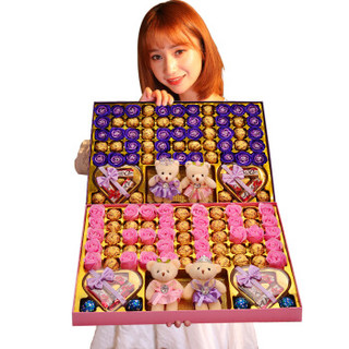 Dove 德芙 巧克力糖果 500g