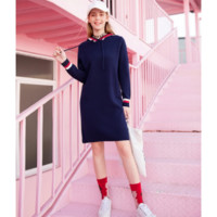 OSA 欧莎 S119KA13006 女士针织连衣裙