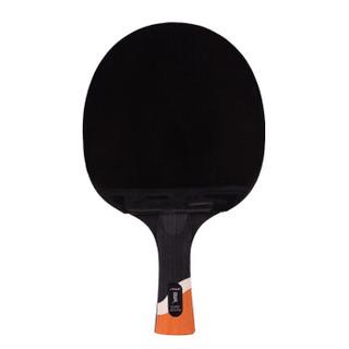 STIGA 斯帝卡 六星乒乓球拍单拍碳素底板 斯蒂卡6星成品球拍 双面反胶快攻弧圈型乒乓球拍横 斯帝卡成品球拍