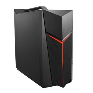 Lenovo 联想 家用台式电脑主机 (Intel i7、120GB/128GB SSD+1TB HDD、8G、GTX1070(Ti))