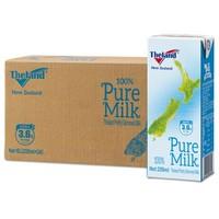 Theland 纽仕兰  3.6g蛋白质低脂牛奶 250ml*24盒