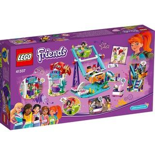 LEGO 乐高 Friends 好朋友系列 41337 游乐场奇趣海龟翻转车