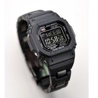 卡西欧(CASIO)手表G-SHOCK系列方块智能男表 电波GW-M5610BC-1