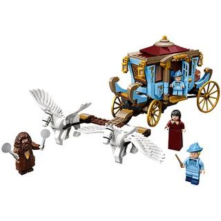 LEGO 乐高 哈利波特系列 75958 布斯巴顿魔法学校的飞行马车