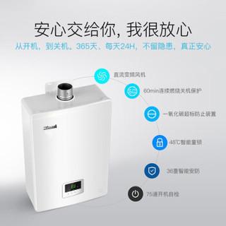 Rinnai 林内 JSQ25-H04 12升燃气热水器 天然气