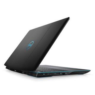 DELL 戴尔 灵越 15.6英寸游戏笔记本电脑 黑色