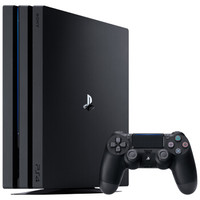 SONY 索尼 CUH-7209C B01 ps4proslim 娱乐游戏机 Pro 2T+nba2k19 (黑色)