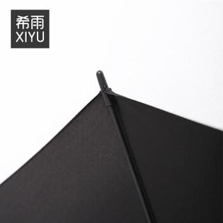 xiyu 希雨 015 加大雨伞 -110厘米-黑色