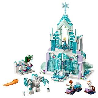 LEGO 乐高 Disney Frozen 迪士尼冰雪奇缘系列 43172 艾莎的魔法冰雪城堡