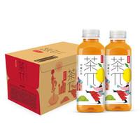 NONGFU SPRING 农夫山泉 茶饮料 柠檬红茶