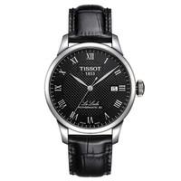 TISSOT 天梭 力洛克系列 T006.407.16.053.00 男士自动机械手表