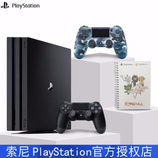 SONY 索尼 PS4 PRO PS4Pro国行主机PlayStation4pro/slim Pro1T (黑色、其他)