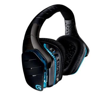 Logitech 罗技 无线/有线双模耳机   杜比7.1声道 (黑色、USB/3.5毫米电缆)