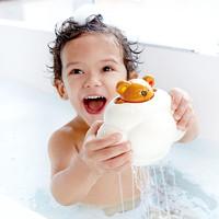 Hape度假泰迪豪华戏水套1-6岁浴室玩具儿童婴幼玩具戏水洗澡
