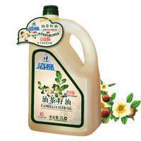 海狮 油茶籽油 2L