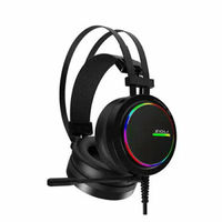 ZIDLI 磁动力 游戏耳机    7.1声道 (黑色、有线、USB接口)