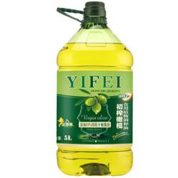 逸飞 13%橄榄油 食用调和油 5L/桶