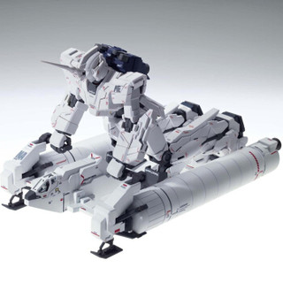 BANDAI 万代 拼装模型 18cm 全装备独角兽  10634228589