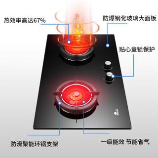 Redsun 红日 EFD01  嵌入式燃气灶