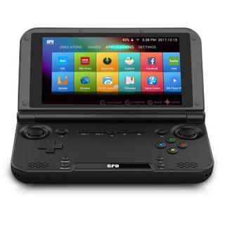 GPD GPD XD 掌上游戏机畅玩经典街机NDS模拟器掌机 (黑色)