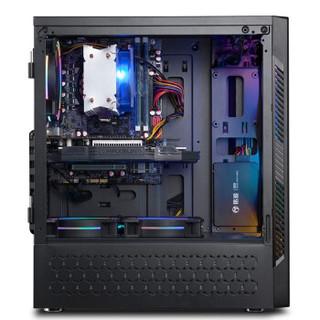 狄派 家用台式机 (Intel至强、120GB/128GB SSD+1TB HDD、16G、GTX1060)