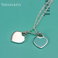 TIFFANY & Co Return to Tiffany系列 27125107 纯银心型项链