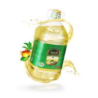 得尔乐 茶籽油 5L